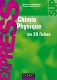 Gilberte Dosseh et Pascal Griesmar - Chimie physique en 23 fiches.