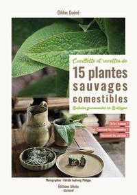 Gildas Guéné - Cueillette et recettes de 15 plantes sauvages comestibles - Balades gourmandes en Bretagne.