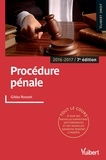 Gildas Roussel - Procédure pénale.