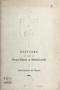 Gildo Brugnola - Histoire du culte de Notre-Dame de Miséricorde à Saint-Similien de Nantes.