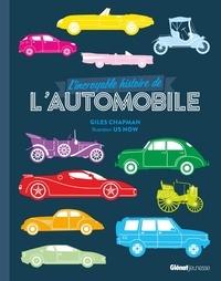 Giles Chapman et  Us Now - L'incroyable histoire de l'automobile.