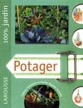 Gill Bridgewater et Alan Bridgewater - Potager - Le guide indispensable pour préparer, planter, améliorer et entretenir un jardin familial.