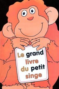 Gill Davis et Terry Burton - Le grand livre du petit singe.
