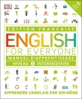 Gill Johnson - English for Everyone Niveau 3 intermédiaire - Manuel d'apprentissage.