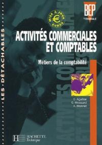 Activités commerciales et comptables Terminale BEP Métiers de la comptabilité - Gilles Agaësse | Showmesound.org