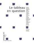 Gilles Altieri et Pierre Wat - Le tableau en question.