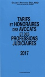 Gilles-Antoine Sillard - Tarifs et honoraires des avocats et des professions judiciaires.