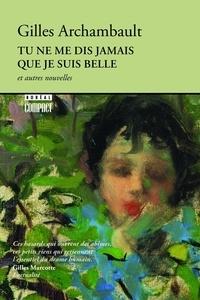 Gilles Archambault - .
