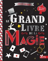 Ebook long courrier Le grand livre de la magie (French Edition) 9782016270639