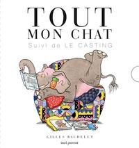 Gilles Bachelet - Coffret Tout mon chat.