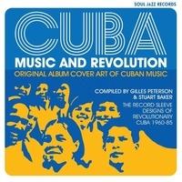 Gilles/bake Peterson - Cuba - Cuban music and revolution.