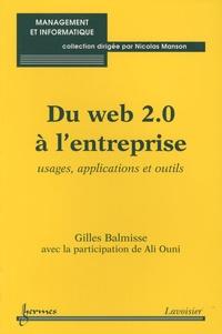 Du Web 2.0 à lentreprise - Usages, applications et outils.pdf