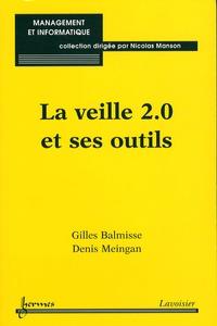 La veille 2.0 et ses outils - Gilles Balmisse   Showmesound.org