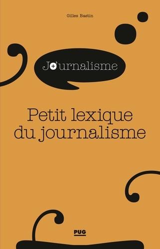 Petit lexique du journalisme