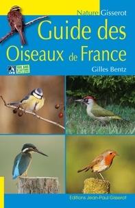 Gilles Bentz - Guide des oiseaux de France.
