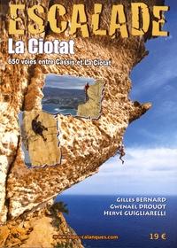 Gilles Bernard et Gwenaël Drouot - Escalade à La Ciotat - 650 voies entre Cassis et La Ciotat.