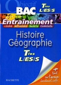 Gilles Bernard - Histoire Géographie Tes L, ES, S.