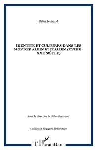 Gilles Bertrand - .