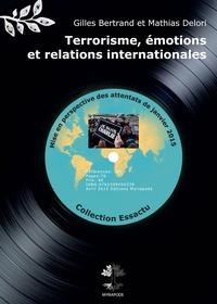 Deedr.fr Terrorisme, émotions et relations internationales - Mise en perspective des attentats de janvier Image