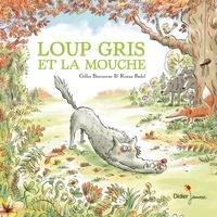 Gilles Bizouerne - Loup gris et la mouche.