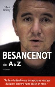 Gilles Borrey - Olivier Besancenot de A à Z.