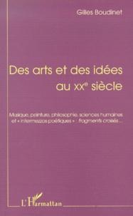 Gilles Boudinet - .