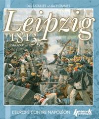 Gilles Boué - La bataille de Leipzig.