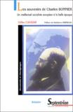 Gilles Candar - Les souvenirs de Charles Bonnier. - Un intellectuel socialiste européen à la belle époque.
