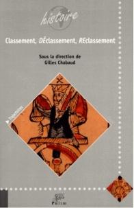 Classement, DEclassement, REclassement - De lAntiquité à nos jours.pdf