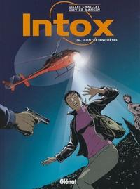 Gilles Chaillet et Olivier Mangin - Intox Tome 4 : Contre-enquêtes.