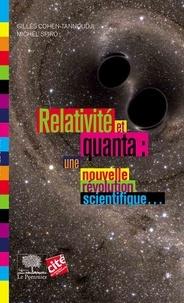 Relativité et quanta : une nouvelle révolution scientifique....pdf