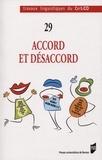 Gilles Col et Sylvie Hanote - Accord et désaccord.