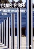 Gilles Coudert et Bernard Blistène - Daniel Buren - Travaux in situ & situé, Istres. 1 DVD
