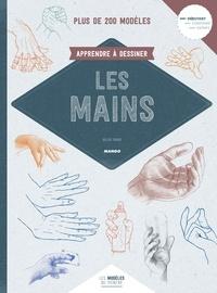 Gilles Cours - Apprendre a dessiner les main.