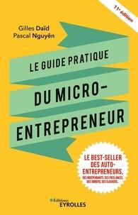 Le guide pratique du micro-entrepreneur - Gilles Daïd pdf epub