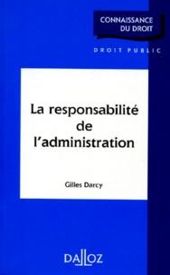 Deedr.fr La responsabilité de l'administration Image