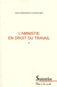 Gilles Dedessus-Le-Moustier - .