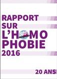 Gilles Dehais - Rapport sur l'homophobie.