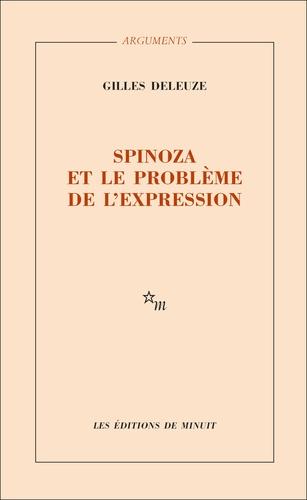 Spinoza et le problème de l'expression - Format ePub - 9782707330222 - 13,99 €