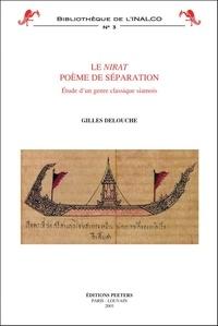 Gilles Delouche - Le Nirat, poème de séparation..