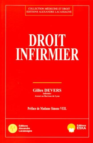 Gilles Devers - Droit infirmier.