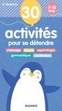 Gilles Diederichs - 30 activités pour se détendre - 3-10 ans.