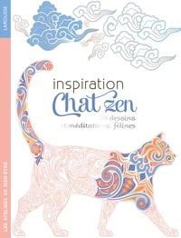 Accentsonline.fr Inspiration Chat zen - 26 dessins et méditations félines Image