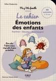 Gilles Diederichs - Le cahier émotions des enfants.
