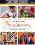 Gilles Diederichs - Un an d'activités Montessori - 1 activité par jour, à faire à la maison avec ses enfants, pour les aider à bien grandir.