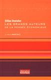 Gilles Dostaler - Les grands auteurs de la pensée économique.