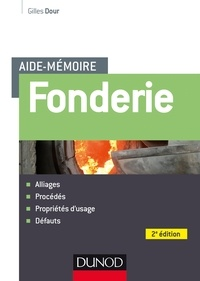 Gilles Dour - Fonderie.