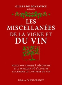 Gilles Du Pontavice - Les miscellanées de la vigne et du vin.