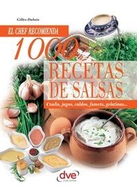 Gilles Dubois - 1000 recetas de salsas.