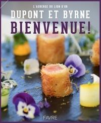Gilles Dupont et Tommy Byrne - Dupont et Byrne bienvenue ! - L'Auberge du Lion d'Or.
